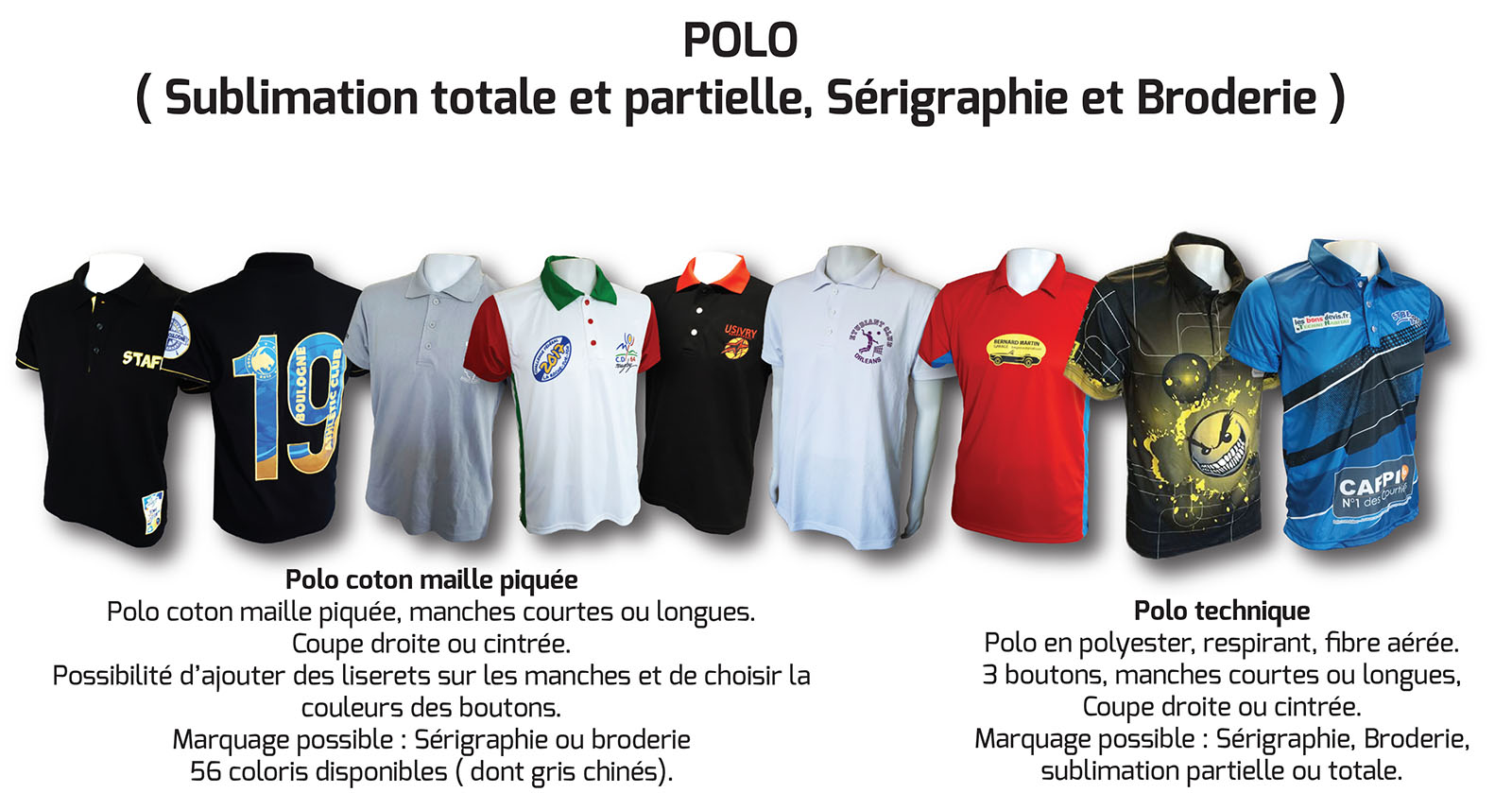 Tenue personnalisable spéciale volleyball