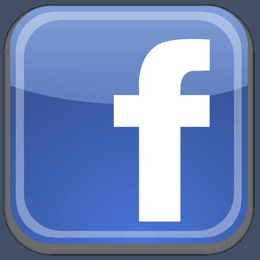 logo Facebook bleu