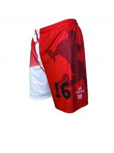 Vêtements personnalisés football short
